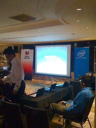 Intel WiMAX presentation